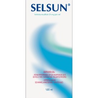 Selsun / Selsun 25 mg/ml