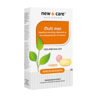 New Care / Multi man (tabletten&zuigtabletten)