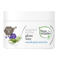 Botanical styling gloss wax