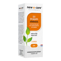 New Care / Vitamine D3 druppels oliebasis