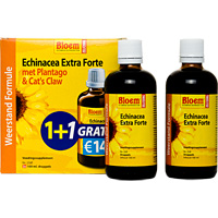 Echinacea Extra Forte druppels 2x100 ml