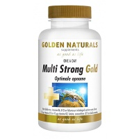 Golden Naturals / Multi Strong Gold
