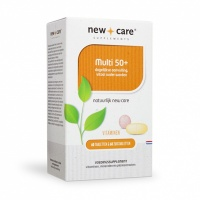 New Care / Multi 50+/Vitaal (tabletten&zuigtabletten)