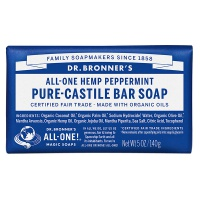 Dr. Bronners / Pure-castile Barsoap Pepermunt