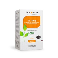 New Care / Vitamine D3 75 mcg