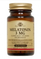 Solgar / Melatonin 3 mg
