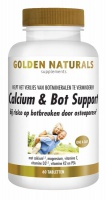 Golden Naturals / Calcium & bot support