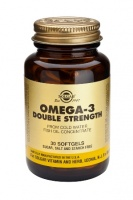 Solgar / Omega-3 Double Strength