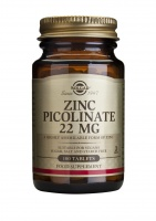 Solgar / Zinc Picolinate 22 mg