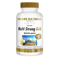 Golden Naturals / Multi Strong Gold voordeelverpakking