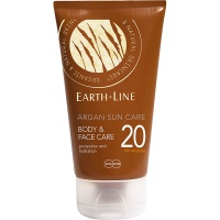 Earth Line / Argan Bio sun face en body factor 20