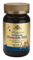Solgar / Lit'l Squirts Children's Chewable DHA