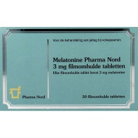 Pharma Nord / Melatonine 3 mg