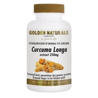 Golden Naturals / Curcuma Longa extract 250 mg