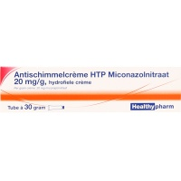 Miconazolnitraat 20 mg/g creme