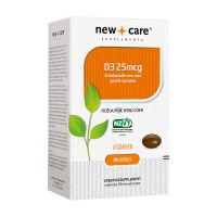 New Care / Vitamine D3 25 mcg
