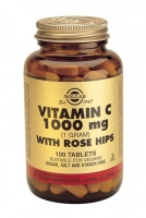 Solgar / Vitamin C with Rose Hips 1000 mg