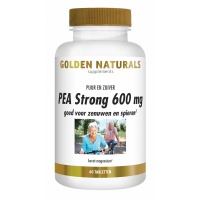 Golden Naturals / PEA strong 600 mg