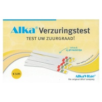 Alka / Alka pH verzuringstest