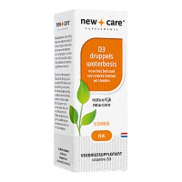 New Care / Vitamine D3 druppels waterbasis