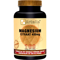 Artelle / Magnesium citraat 400 mg