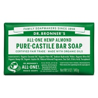 Dr. Bronners / Pure-castile Barsoap Almond