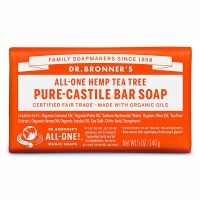 Dr. Bronners / Pure-castile Barsoap Tea Tree