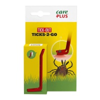 Care Plus / Tick out ticks 2-go