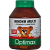 Optimax / Kinder Multi-vitamine Aardbei